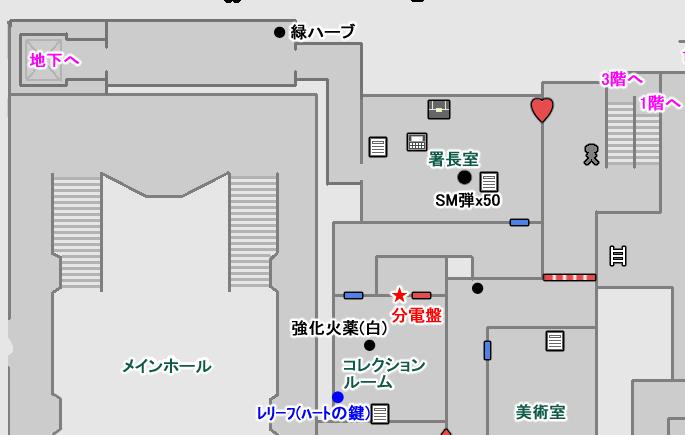 警察署(3) 攻略2